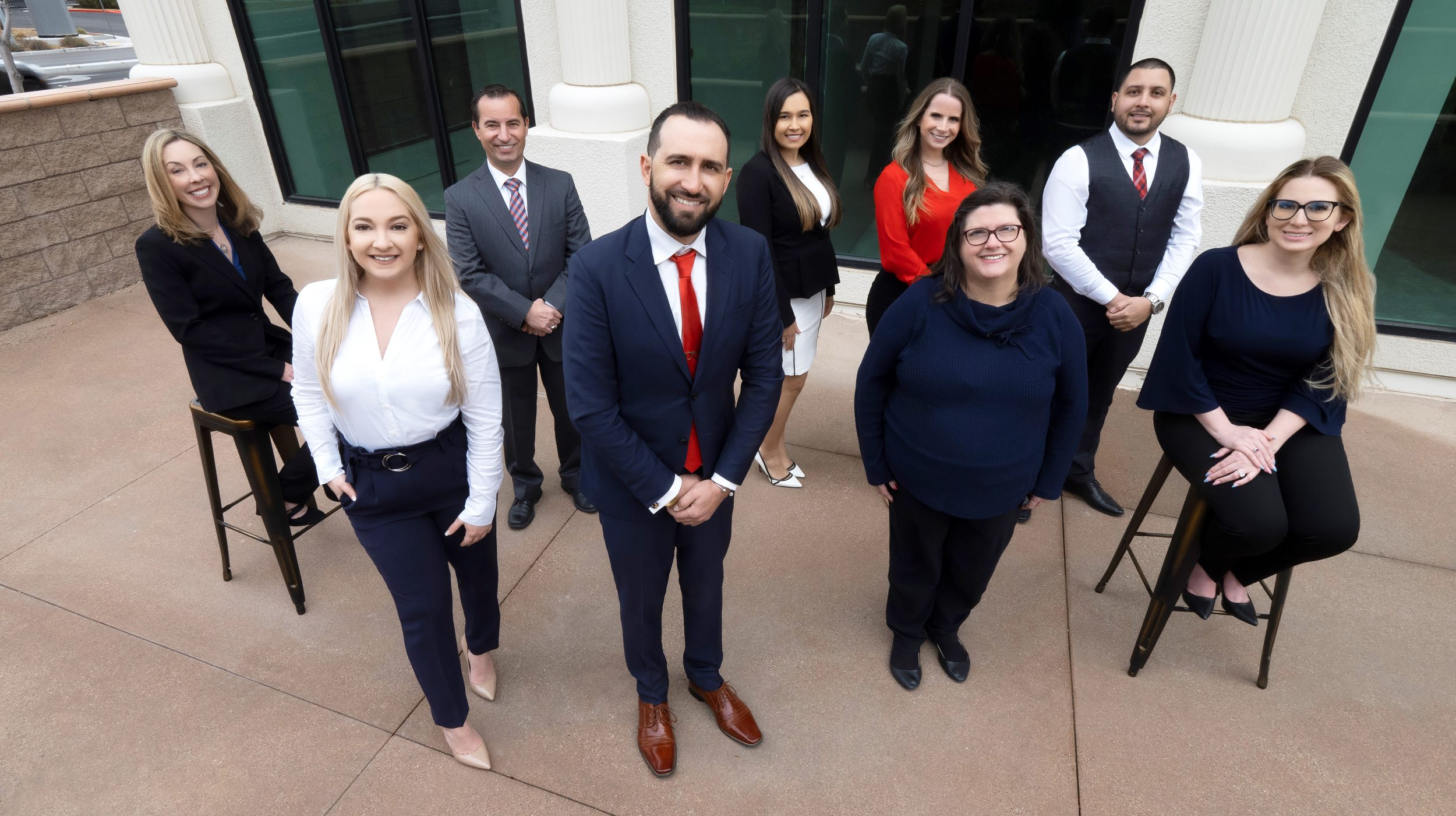 Your Experienced Legal Team